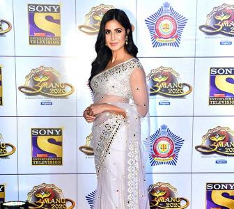 PIX: Katrina, Kangana's sheer magic!