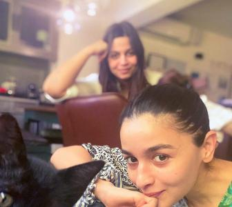 How did Alia spend her Sunday?
