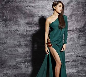 Nushrat, Deepika, Malaika rock thigh-high slit gowns
