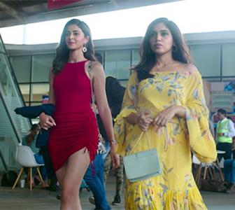 Miss Bollywood's 'Airport Look'?