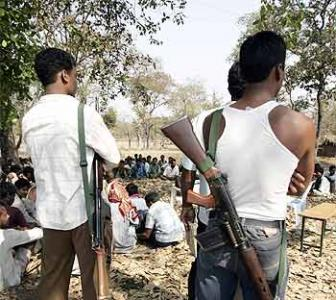 'This could be the Maoists' final push'