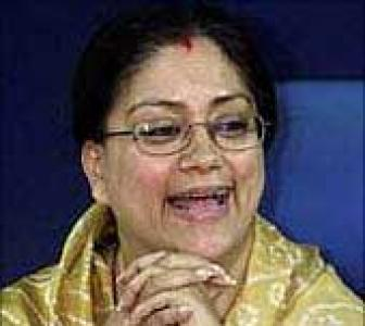 Vasundhara Raje takes over as BJP president in Rajasthan
