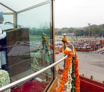 The story of Indian PMs and the tiranga at Red Fort