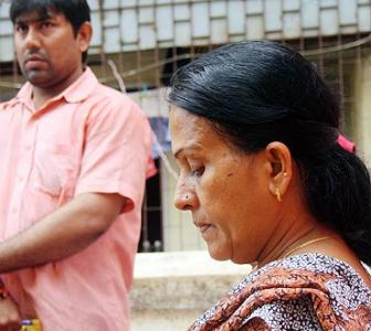 We see God in our son: Mother of 26/11 martyr