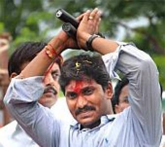 'Conspiracy victim' Jagan Reddy quits Congress