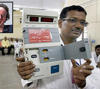 'Even the EC won't know if an EVM is tampered'