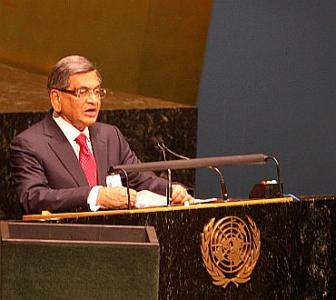 Krishna pitches for urgent reforms in UNSC