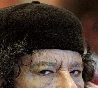 Gaddafi still in Libya, says Pentagon