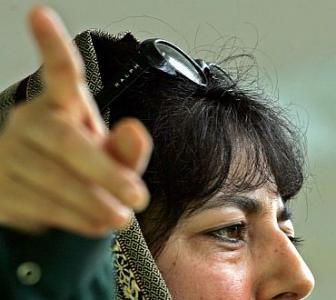 Mehbooba's continuing dilemma: Power or polls?