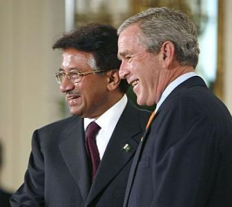 Did Musharraf-Bush agree on secret Osama op?