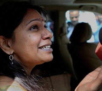 CISF officer asked me if I'm Indian: Kanimozhi