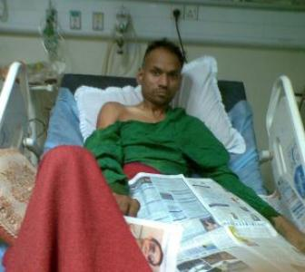 Delhi blast victims: Coping with life's unexpected turn of events