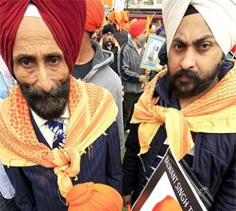 Here, Balwant Singh Rajoana is still a HERO