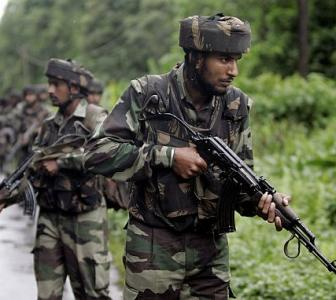 Army launches huge operation against North-East terrorists