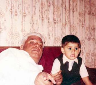 MUST SEE: Rohit Shekhar's childhood with 'dad' ND Tiwari