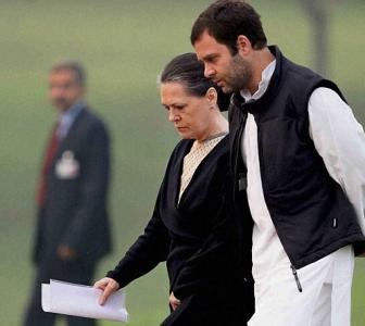 'They are misleading Sonia and Rahul'
