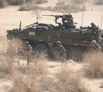 PHOTOS: Indian, US troops set Thar desert on fire!