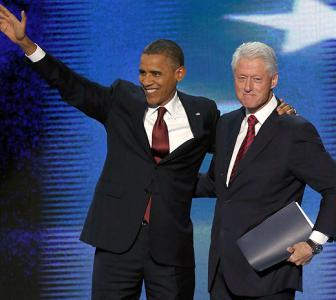US prez polls: Clinton craze bodes well for Obamania