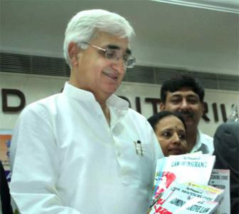 CAG report NAILS Khurshid's NGO