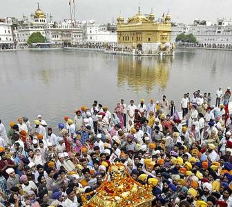 'Kartarpur Sahib in Pakistan is like Medina for Sikhs'
