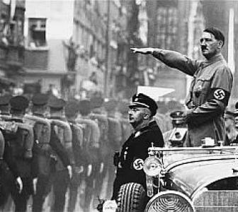 'Indians should remember what Hitler did'