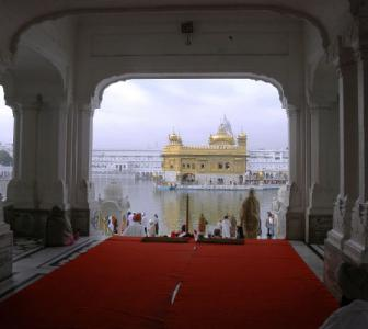 Entering God's darbar: Inside the Golden Temple