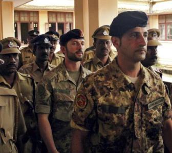 Govt moves SC for closure of Italian marines case