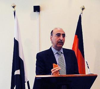 Pak appoints Abdul Basit as high commissioner to India