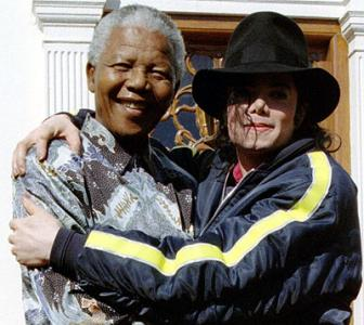 In PHOTOS: When Mandela left MJ, Beckham, Carla Bruni star struck