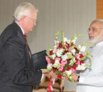 'Modi'fication of foreign policy