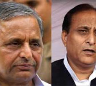Mulayam and Azam Khan headed for splitsville?