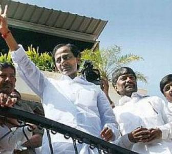 'Congress does not deserve the CM's post in Telangana'