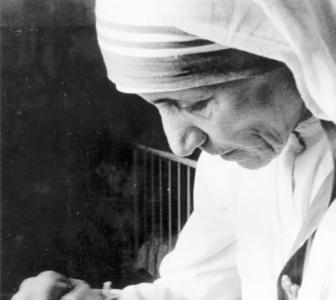 The man who has an issue with Mother Teresa's miracles