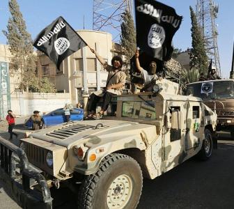 Islamic state's clear and present danger