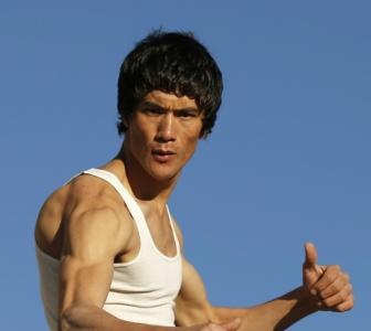 Bruce Lee is alive, and he lives in Afghanistan!