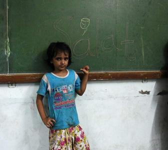 The Children of Dharavi