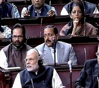UP's numbers are important for Modi in Rajya Sabha