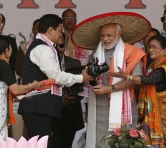 Modi's campaign 'historic' and 'unprecedented' says BJP