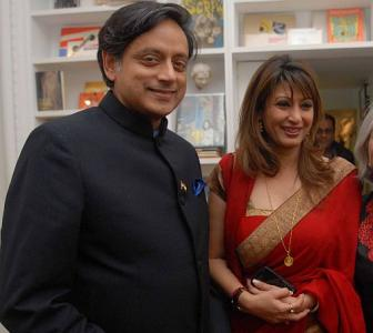 Shashi Tharoor... controversies just keep finding him