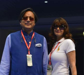 Tharoor and Pushkar: A Twitter tragedy