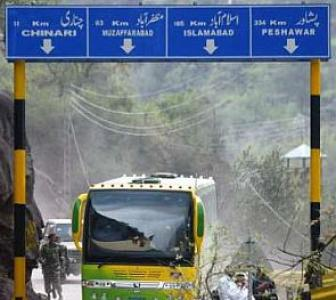 Bus services across LoC resume after two weeks