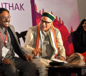 No controversy, only democracy: JLF ends with a bang!