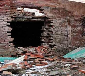 MP: 7 children killed, 9 injured in wall collapse