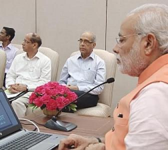 PM launches portal for citizens to contribute in governance