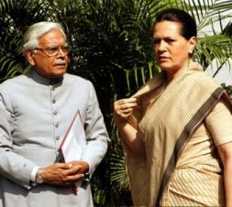 Cong slams Natwar's remarks on Sonia as 'politically motivated'