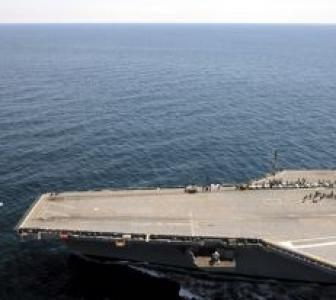 US orders aircraft carrier to Arabian Gulf over Iraq crisis