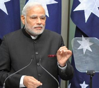 Modi calls for global strategy to tackle terrorism