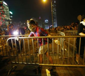 China warns Hong Kong protesters of unimaginable consequences