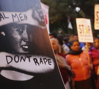 India's SHAME: 92 women raped every day