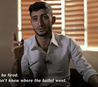 He survived ISIS massacre, faked death for 3 days